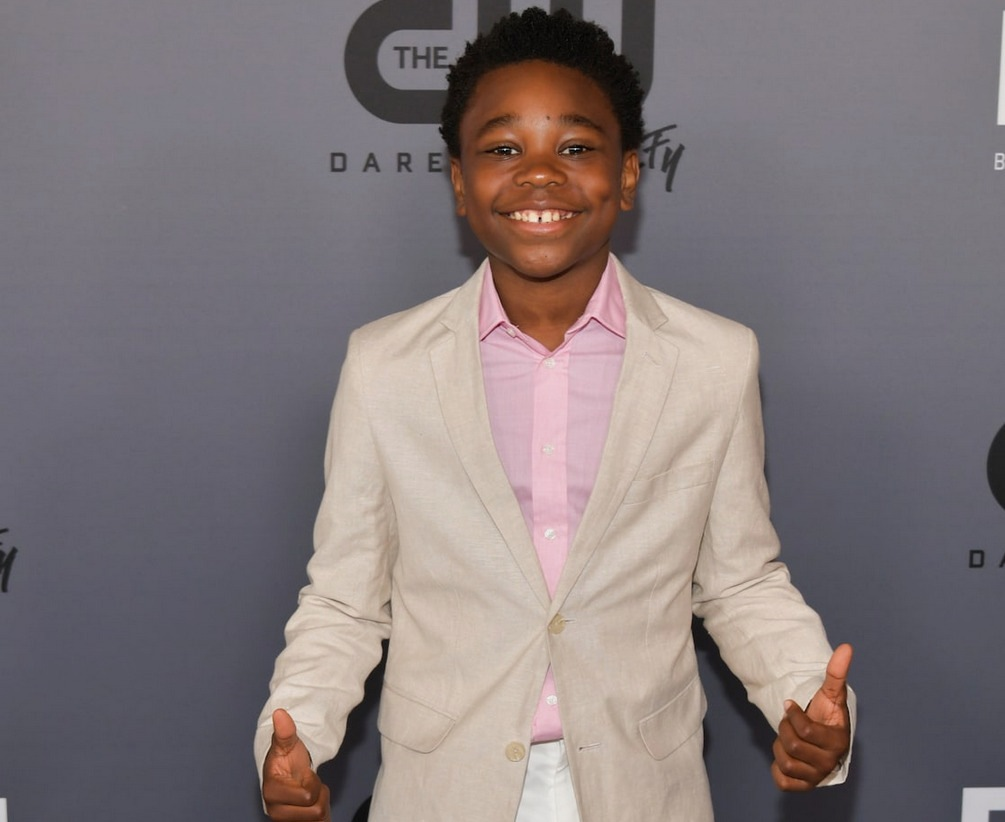 Jalyn Hall - Biography, Career, Religion, Mother, Father, Siblings, Net worth, Relationship, School, Age, Nationality, Movies