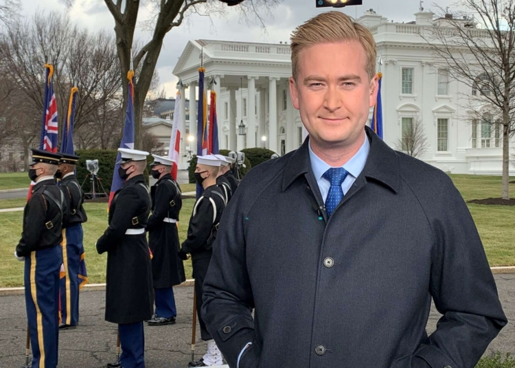 Peter Doocy Biography, Career, Age, Net Worth, Relationship, Wife, Education