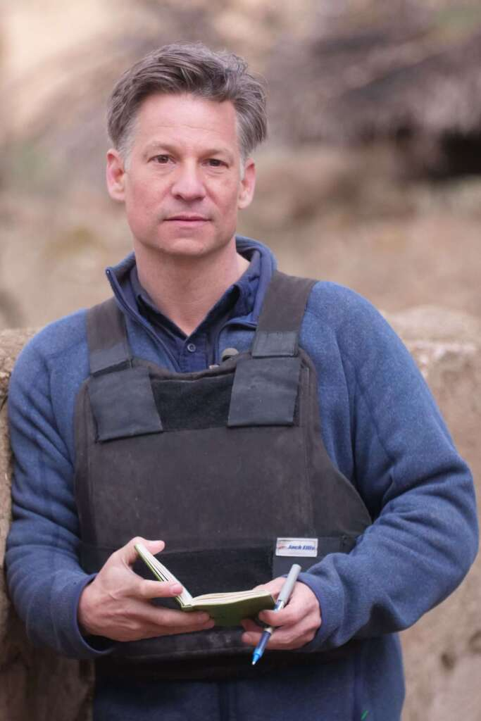 Richard Engel Biography, Career, Wife(Mary Forrest), Nationality, Family, Net worth, Family